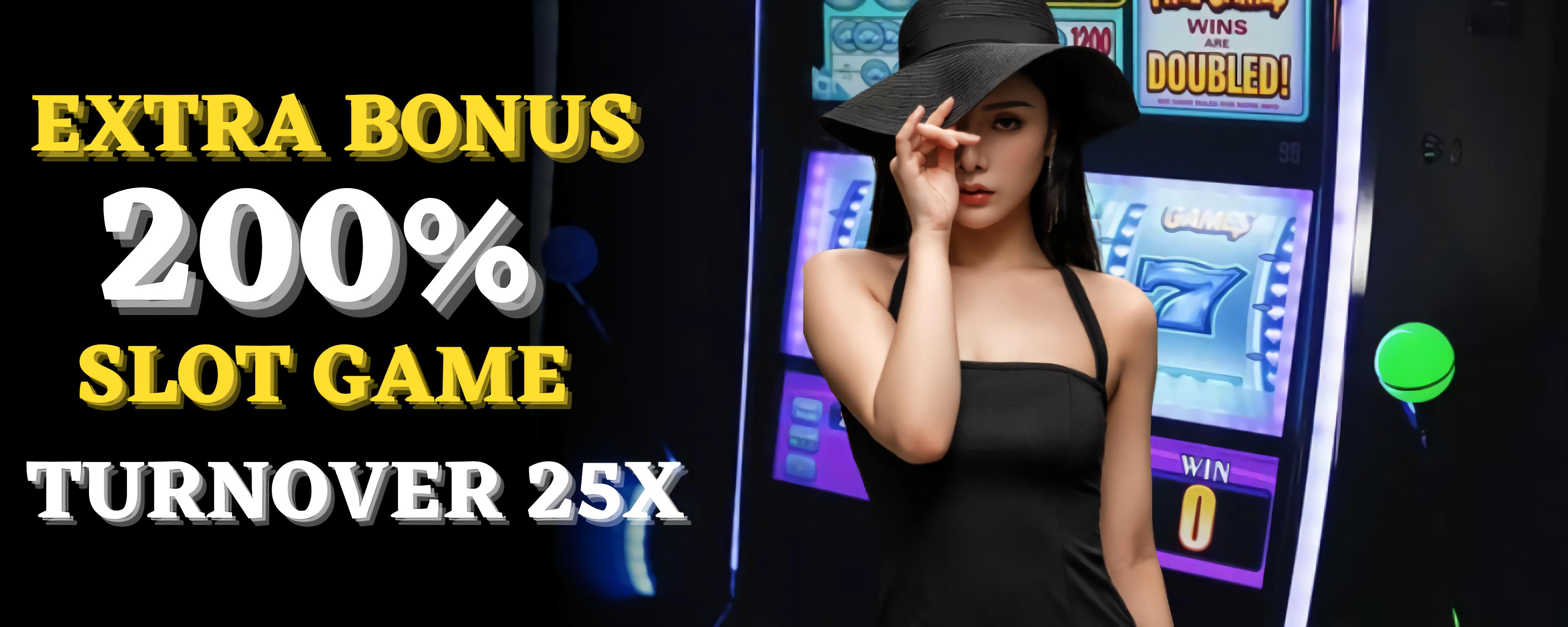 extra bonus 200 %